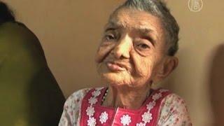 Самая старая незамужняя женщина живёт в Индии (новости)