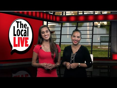 Anchoring 'The Local Live'