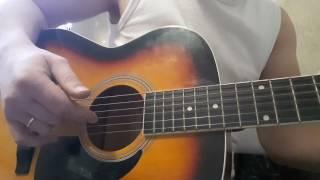 Урок на гитаре ДДТ- Осенняя,аккорды, лёгкие аккорды.