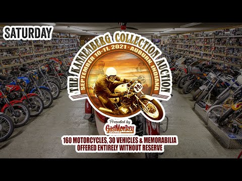 The Kannenberg Collection Auction Day 2 - Gas Monkey Garage & Richard Rawlings