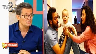 Sadettin Bebeğinin İsmine Karar Verdi | Gel Konuşalım 113.Bölüm