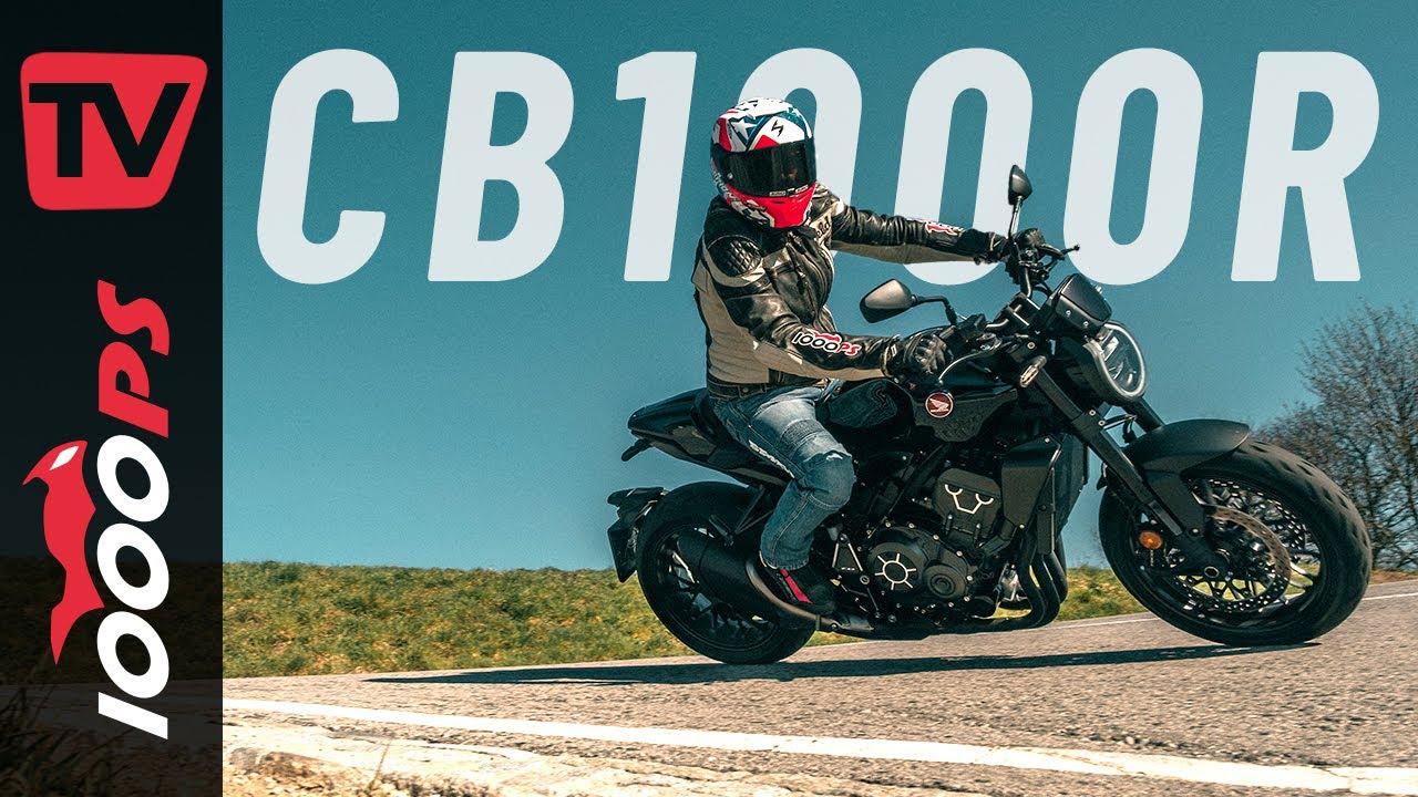 Honda CB1000R 2021 im Test - souveränes Naked Bike auf der Landstraße