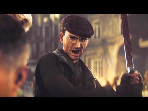 """THE SHADOWED THRONE"" EASTER EGG ENDING CUTSCENE! - WW2 ZOMBIES ENDING CUTSCENE (Call of Duty WW2)"