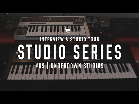 Studio Tour: Underdown Studios - OtherSongsMusic.com