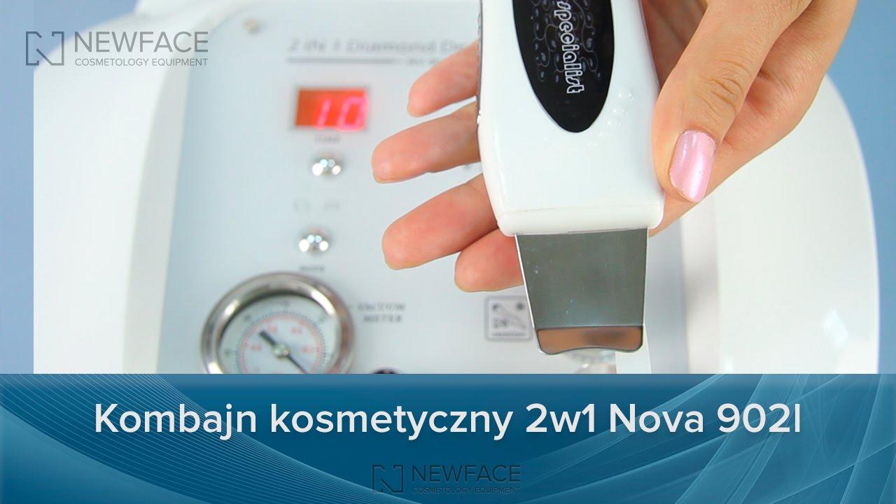 Kombajn kosmetyczny 2w1 902L