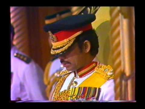 Download Sultan of Brunei - History and Coronation - 1983