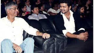 Nobody came forward to direct Vijay