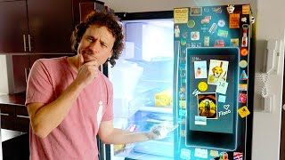 Compré un refrigerador INTELIGENTE | ¿Vale la pena gastar TANTO? 😱🤖