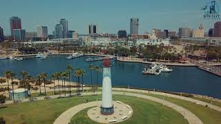 Long Beach, CA by Drone