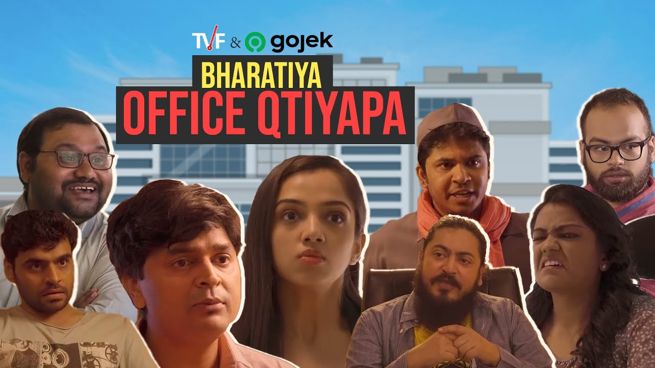Bhartiya Office Qtiyapa ft. @Vipul Goyal and Ahsaas Channa