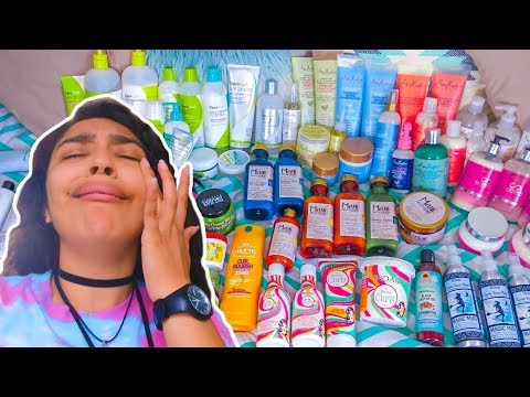 I Have 100+ Hair Products... Pls Help