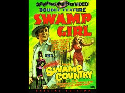 Something Weird Swamp Girl