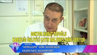 Dikkat Dr. Murat Topoğlu Kabızlık Gideren Çay Tarifini Açıklıyor