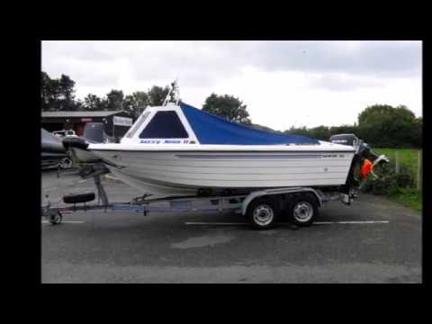 Warrior 165 Fishing Boat For Sale At Harbour Marine