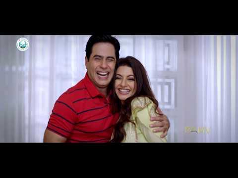 Shri Balaji Construction Ad Featuring Bhagyashree & Aman Verma