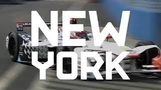 FIA formulaE NYC E-prix