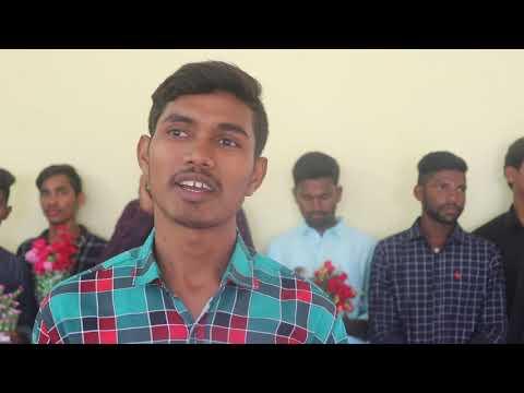 Dunnapothula Naresh || Indian Navy SSR Job Selected Student || Tejas Defence Academy
