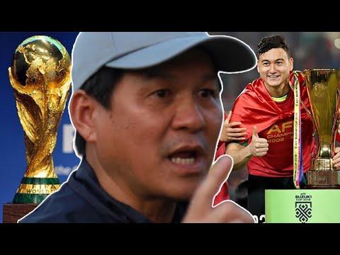 """""""Vòng loại World Cup và AFF Cup, Việt Nam nên chọn 1 trong 2"""""""