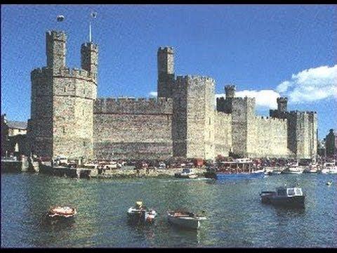 Caernarfon Castle :D
