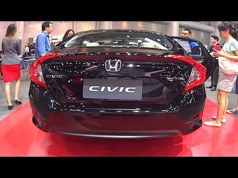 2016 2017 Honda Civic New Model Honda Civic Youtube