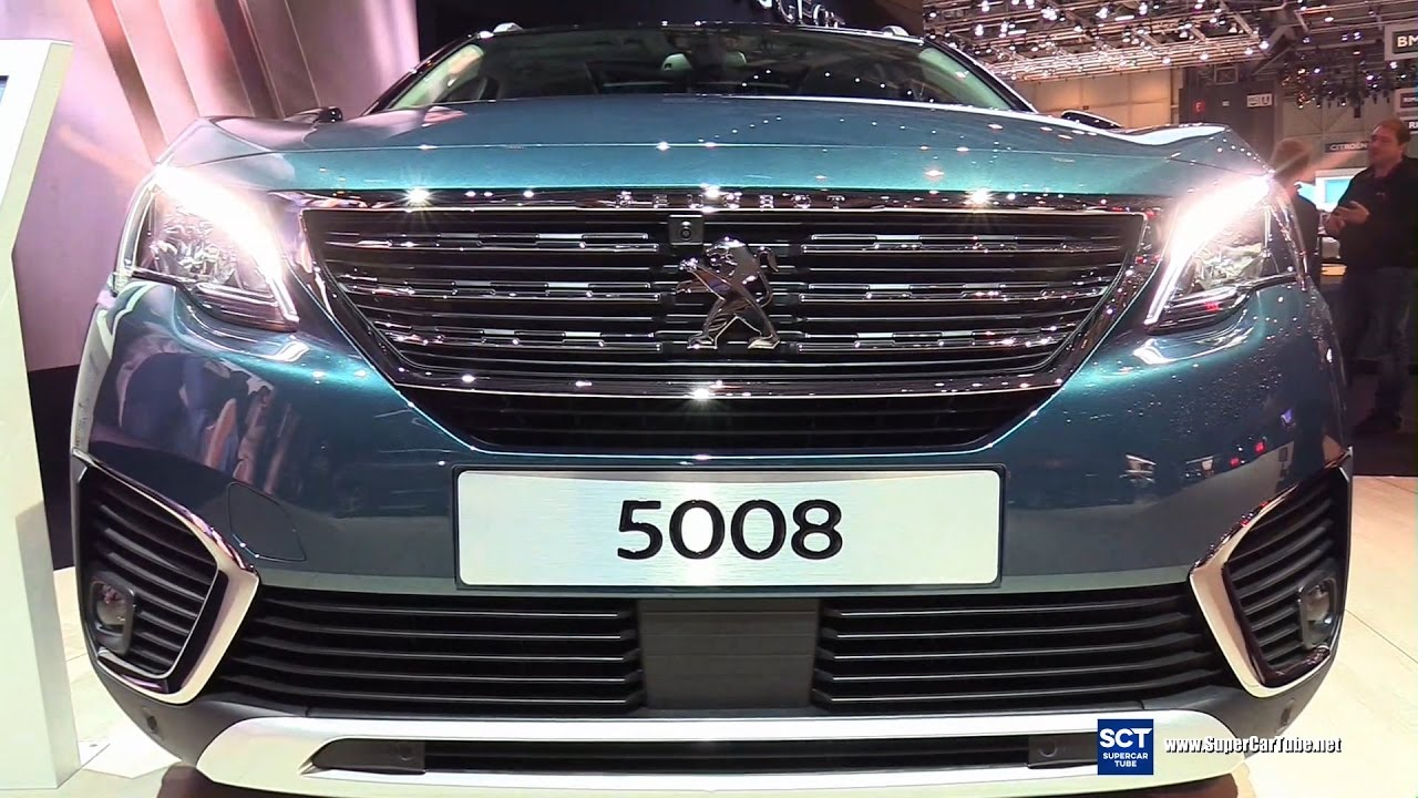 2018 peugeot 5008 review. delighful 2018 2018 peugeot 5008 suv  exterior and interior walkaround debut 2017  geneva motor show throughout peugeot review