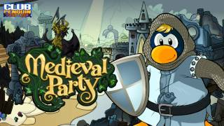 Club Penguin Music OST: Medieval Party 2012 Main Theme