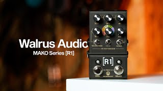 Walrus Audio MAKO Series [R1]: Next level Stereo Reverb!