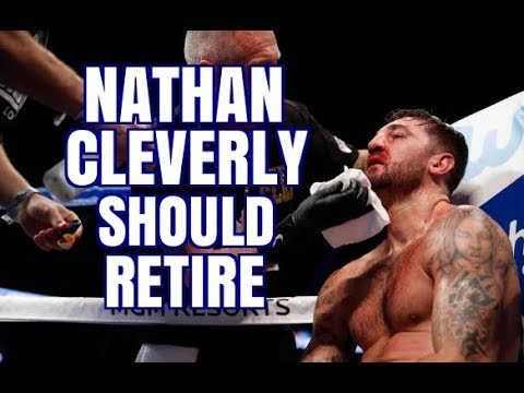 SHOULD NATHAN CLEVERLY RETIRE AFTER BEING DESTROYED BY BADOU JACK