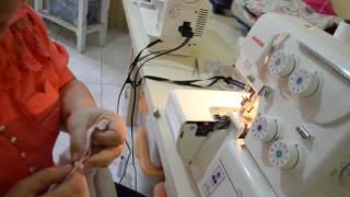 Como costurar uma calça de moletom