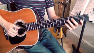 Gambar cover Anji by Davy Graham - Guitar Lesson
