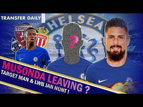 Chelsea Transfer News || January Transfer Plans! || Conte & Marina continue transfer plans!