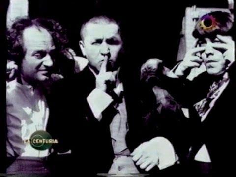 Biografía de Los Tres Chiflados (