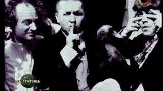 """Biografía de Los Tres Chiflados (""""La centuria"""" - Canal 13 - 2001)"""