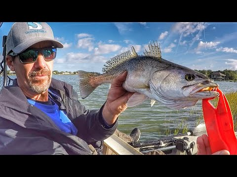 Fishing Flats And Points For Speckled Trout