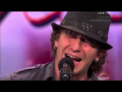 """Michael Grimm- America's Got Talent Audition """"You Don't Know Me"""""""