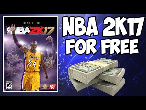 HOW TO GET NBA 2K17 FOR FREE - NO VIRUS NO SURVEY (WORKING JUNE 2017)