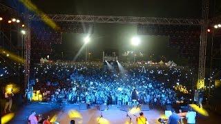 Tamer Hosny morocco live concert 16-7-2016 / حفل تامر حسني في المغرب ٢٠١٦