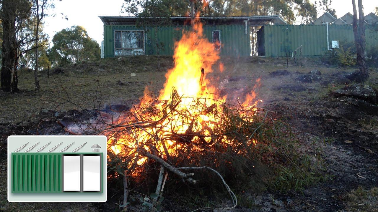 Burning Series House