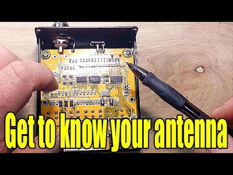 MR300 Antenna Analyzer from Banggood