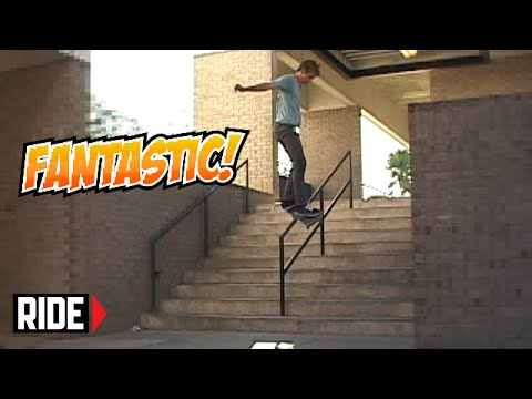 FANTASTIC! Player # 129 Ross Caruso - Shredit Cards - RIDE Channel  - 7YOszy2kaj4 -