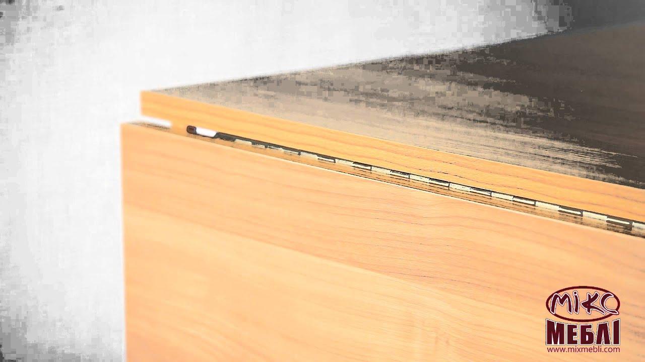Купить стол-книжка «сибирь-б» (амели) от производителя по низкой цене от 2140 руб. Страна россия. Материал лдсп. Фран качественная мебель для вашего дома.