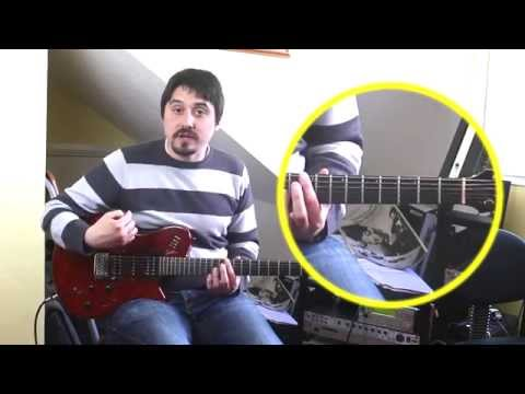 How To Play Barre Chords 3 Exercises And Rhythms Youtube