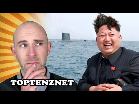 Top 10 Tragically Funny Facts About North Korea