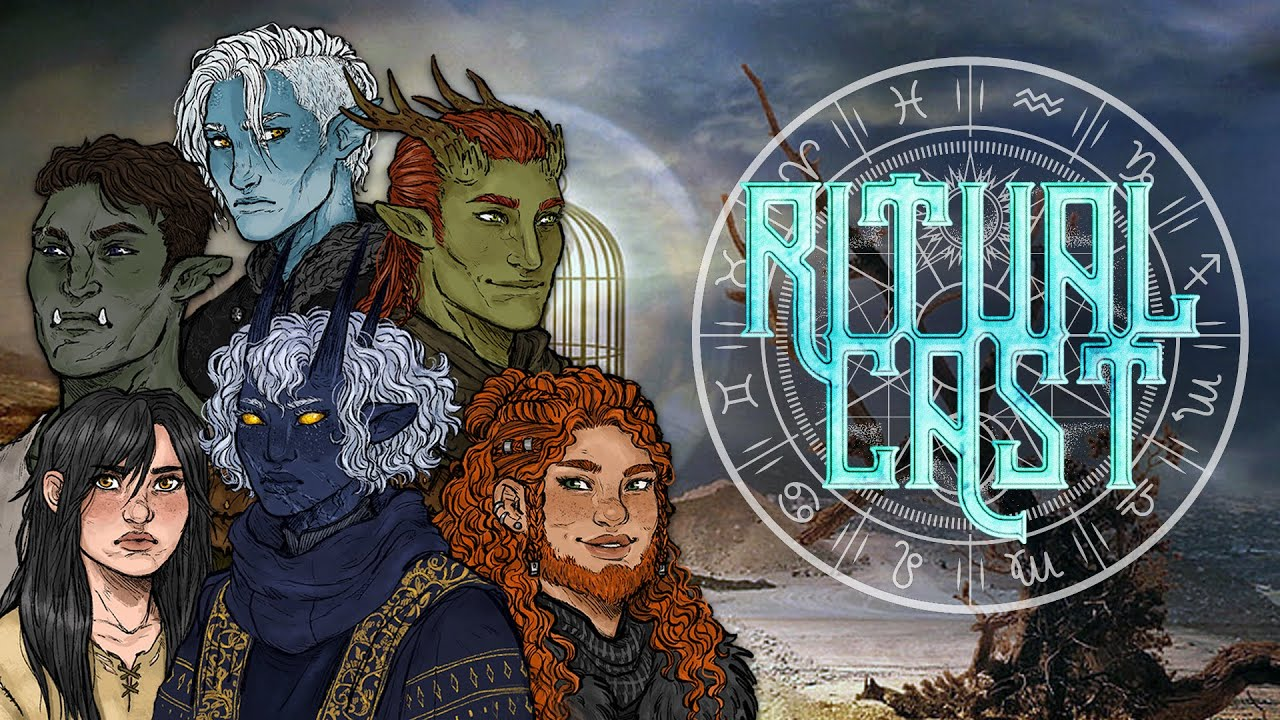 "Ritual Cast | Ep 13 ""Catnapped"" 