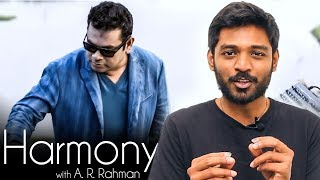 Harmony Review | AR Rahman's most candid moments | FIRST ON NET REVIEW | MR 05