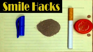 simple life hacks with smoking plastic bottles by simple hacks 2017