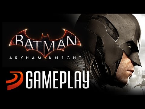 BATMAN: ARKHAM KNIGHT - Gameplay Comentado (PC)