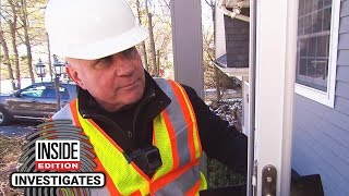 How Criminals Pose as Utility Workers to Break Into Homes