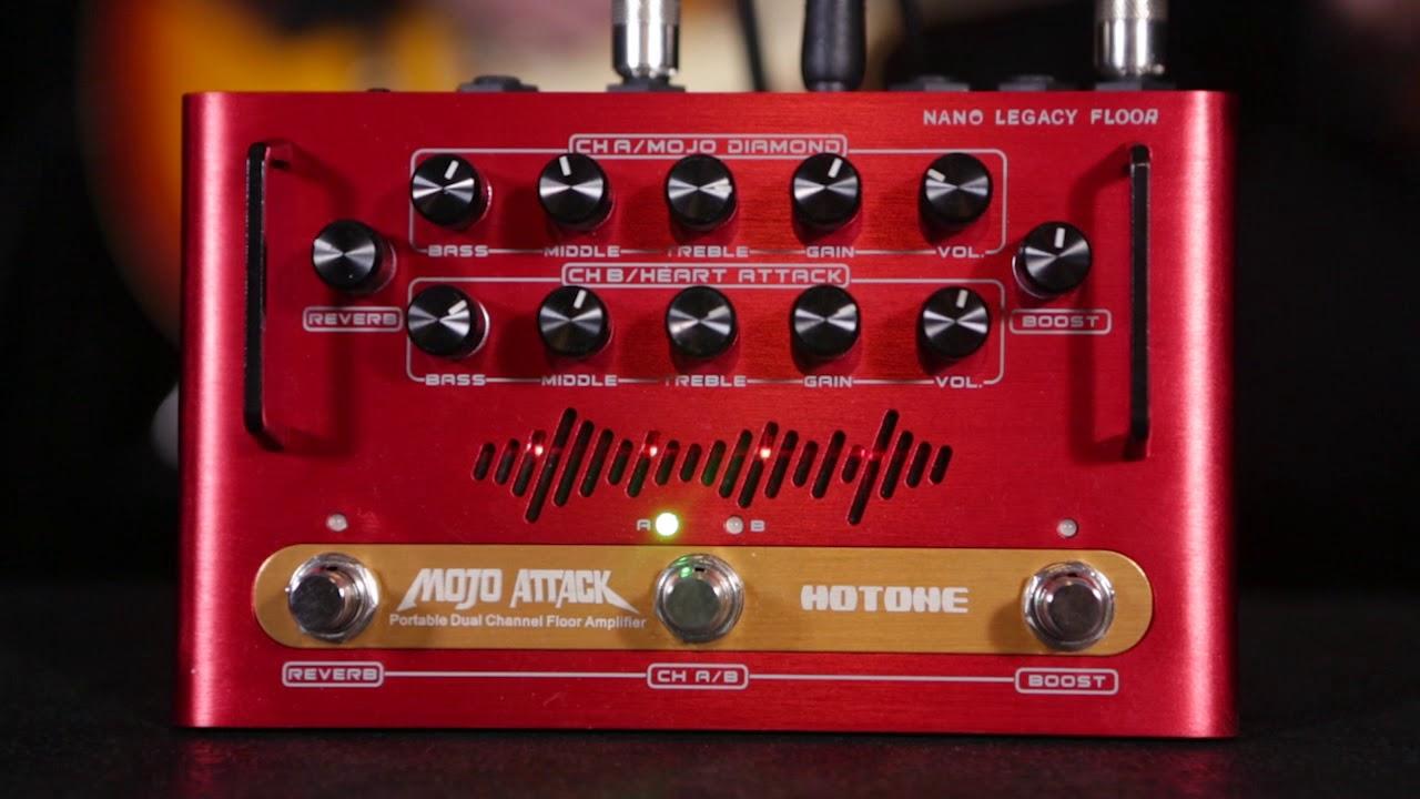 Hotone Nano Legacy Floor: Mojo Attack