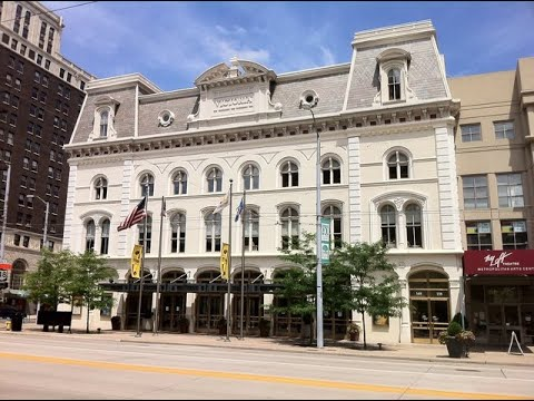 Haunted Victoria Theatre Dayton Ohio - PPI 6-12-12
